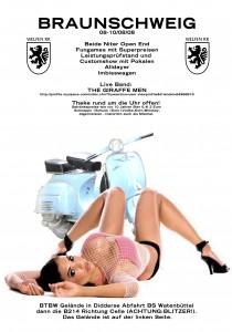 Rollertreffen Braunschweig, 22 Jahre Welfen Rollerklub