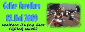 Banner Anrollern VCC 2009