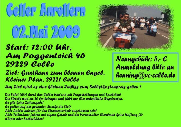 Anrollern VCC 2009