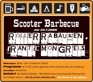 Scooter Barbecue