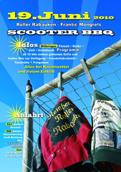 Scooter BBQ