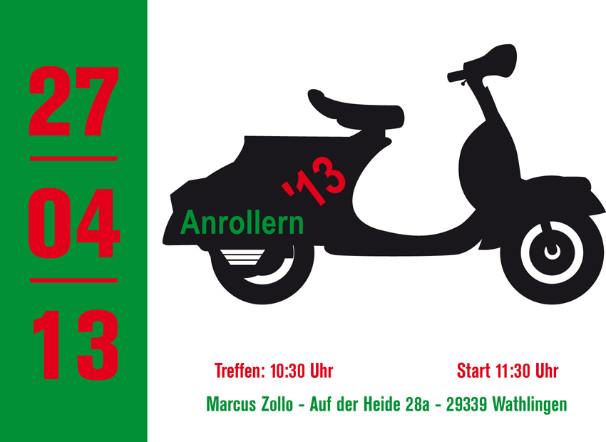 Postkarte Anrollern 2013.indd
